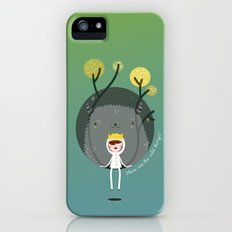 Where are the wild things? Slim Case iPhone (5, 5s)