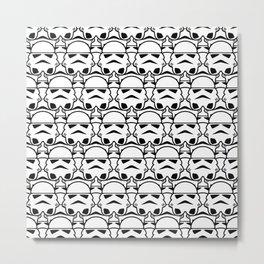 Lots o' Troopers Metal Print