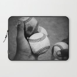 Batting Practice Laptop Sleeve
