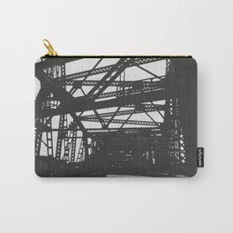steel infrastructure Carry-All Pouch