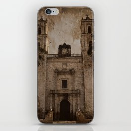 San Servacio o Gervasio [Grunge] iPhone Skin