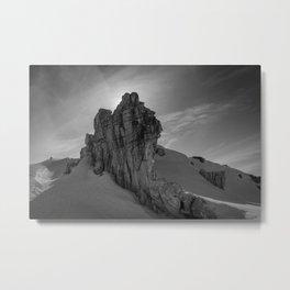 Formations Metal Print