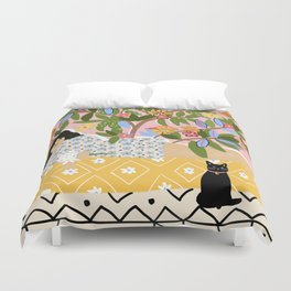 Paint Me Like One of Your French Ladies Duvet Cover