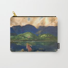 "George Wesley Bellows ""Coopers Lake"" Carry-All Pouch"