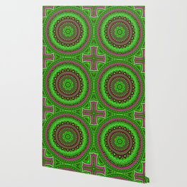 Hippie mandala 93 Wallpaper