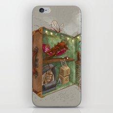 One man's trash - Home Sweet Home iPhone & iPod Skin