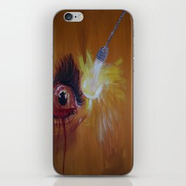 The Blind Truth iPhone Skin