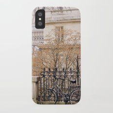 la bicyclette iPhone X Slim Case