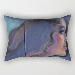 The light within Rectangular Pillow