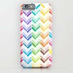 Colourful pattern Slim Case iPhone 6s