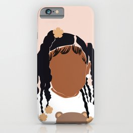 Baby Girl iPhone Case
