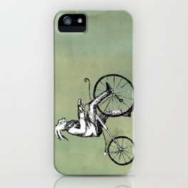 Rabbit's Bone Shaker Ride iPhone Case