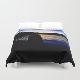 Refraction Duvet Cover