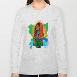 Ustup - kuna/guna girl Long Sleeve T-shirt