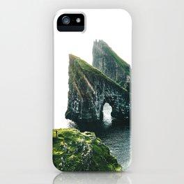 faroe islands iPhone Case