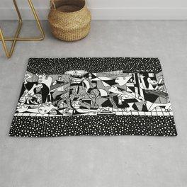 Picasso - Guernica Rug