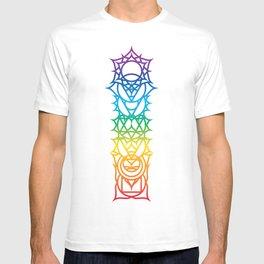 7 Chakras Blend T-shirt