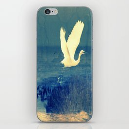 Free flight iPhone Skin