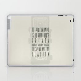 To photograph... Laptop & iPad Skin