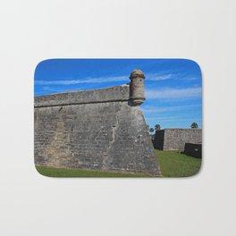 Castillo de San Marcos VI Bath Mat