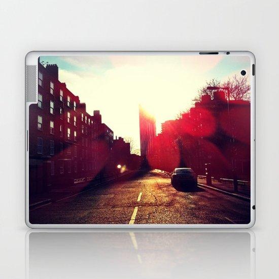 A Long Road Laptop & iPad Skin