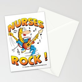 Nurses Rock Merchandise Stationery Cards