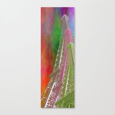city art - La Tour Eiffel -2- Canvas Print
