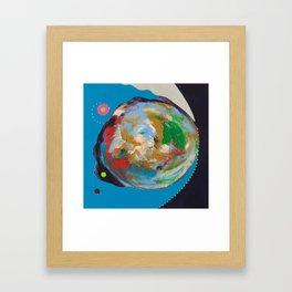 HIH-B6 Framed Art Print