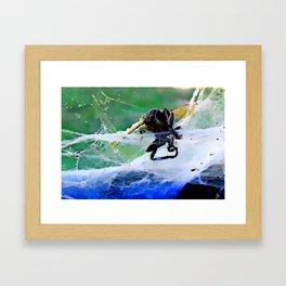 Don't Bug Me ! Framed Art Print