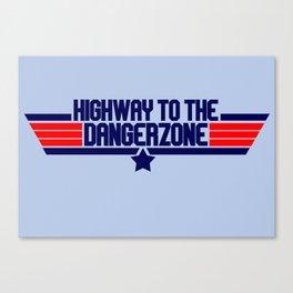 Highway Canvas Print