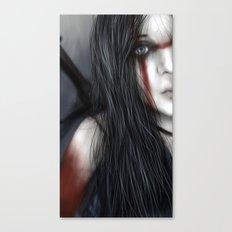 Barbarian Princess Canvas Print