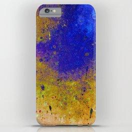 Ink Intrusion iPhone Case