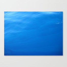 Open Waters Canvas Print