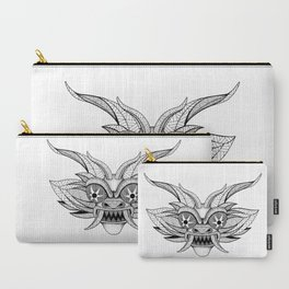 Supay - The andean devil Carry-All Pouch