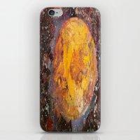 lunar iPhone & iPod Skins featuring Lunar  by Evan Hawley