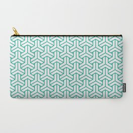bishamon in emerald Carry-All Pouch