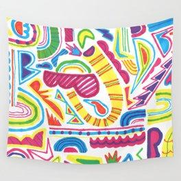 Trailer Jams Vol. 1 Wall Tapestry