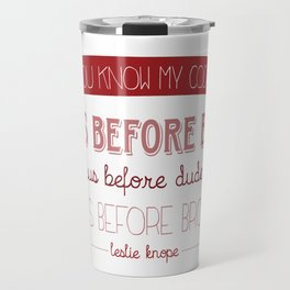 Hoes B4 Broes Travel Mug