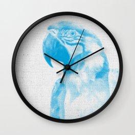 Parrot 01 Wall Clock