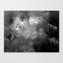 Andes. Canvas Print