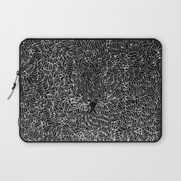 Owl in a Coma Laptop Sleeve
