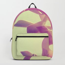 Fat Yellow Backpack