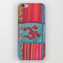 Boho Patchwork iPhone Skin