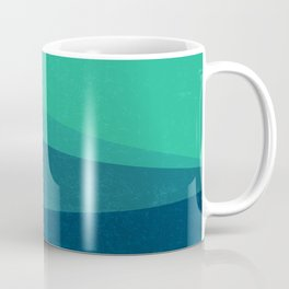 Stripe VIII Minty Fresh Coffee Mug