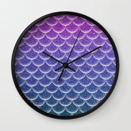 Dream Sky Fish Wall Clock