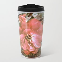Here Comes the Rain Again Metal Travel Mug