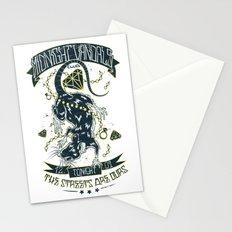 Midnight Vandals Stationery Cards