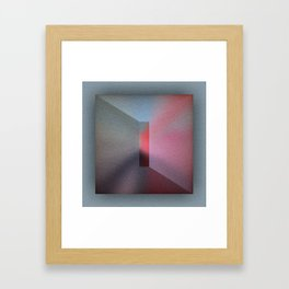 The Focus Framed Art Print