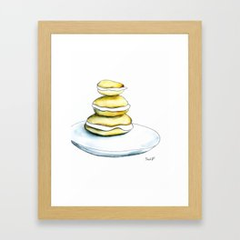 YumYum Framed Art Print