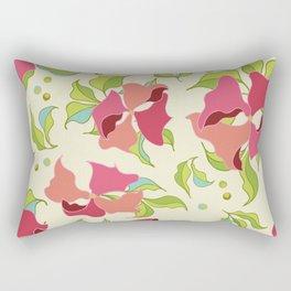 Power Flowers – Spring Rectangular Pillow